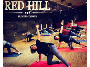 Yoga On The Hill - start Feb 01 2018 0630PM