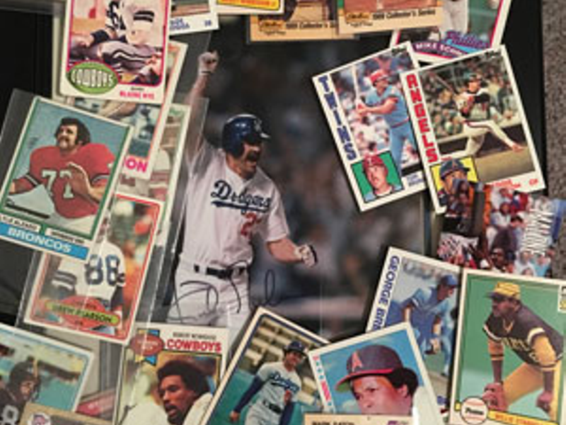 Card Shows For Sports Collectors South Valley Journal