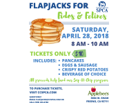 Flapjacks 20for 20fidos 20and 20felines