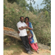 Sajini and her husband Matthews. Sajini is the moving force behind the hostel, but Matthews is also untiringly dedicated to the mission of protecting, nurturing and educating tribal and dalit girls.
