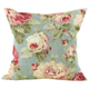 Floral Summer Square Pillow Cover