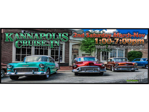 Kannapolis Cruise-In - start Apr 14 2018 0100PM