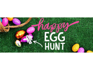 Forema Boutique Easter Egg Hunt - start Mar 30 2018 1000AM
