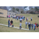 Students at Churchill Jr. High take part in a nationwide walkout to raise awareness about gun violence in schools. (Justin Adams/City Journals)