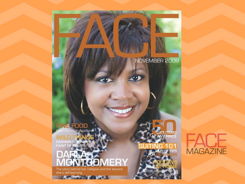 Then & Now: Darla Montgomery | Face Magazine