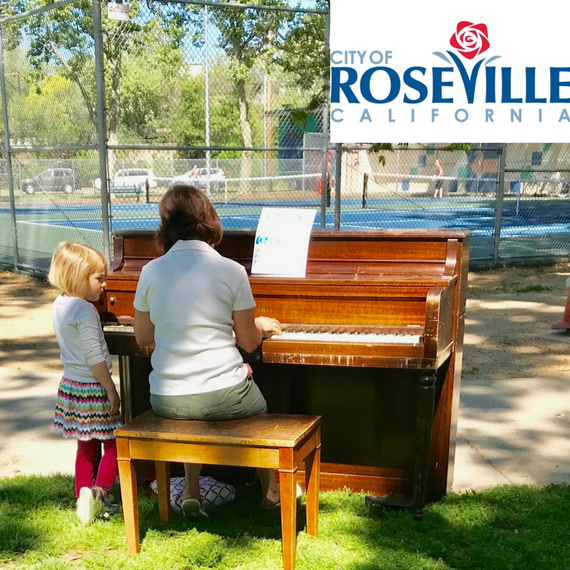 Piano roseville