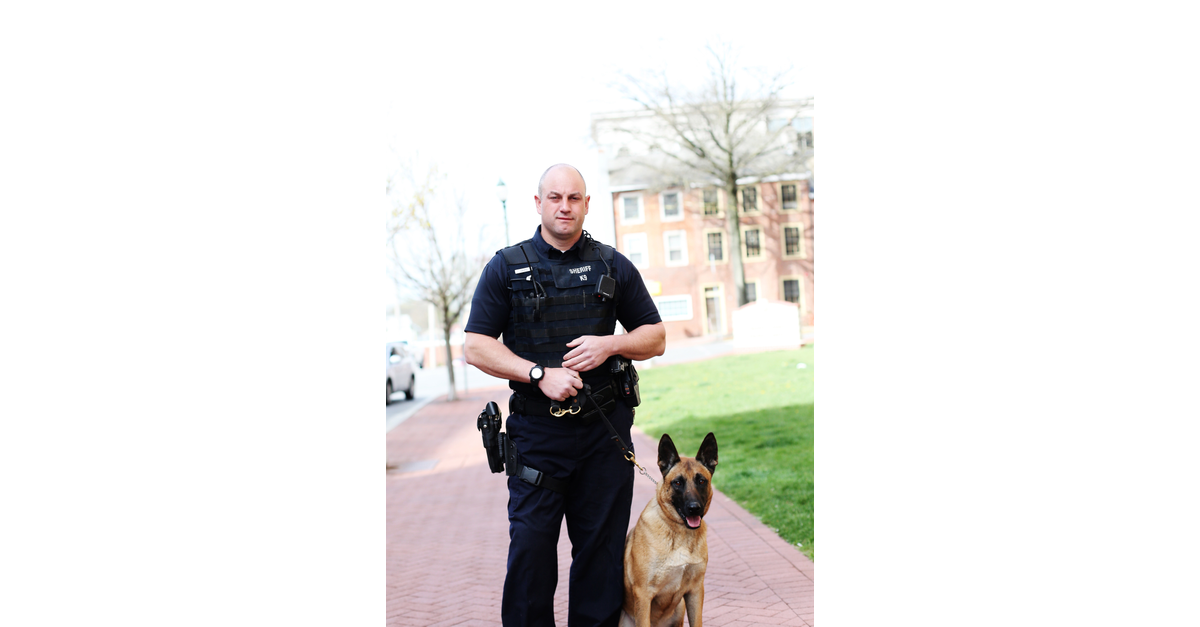 K-9 Academy trains dogs for duty - Chester County Press 1