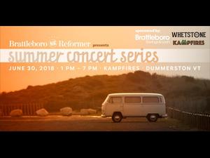 Summer Concert Series - Bluegrass Festival - start Jun 30 2018 0100PM