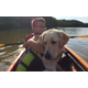 Ethan Krizmanich and Buddy Kayaking North Park