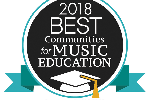 Fox Chapel Named One of Best Communities  for Music Education