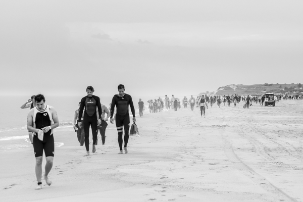 'Triathlon Swim' (Photo by John Dixon)