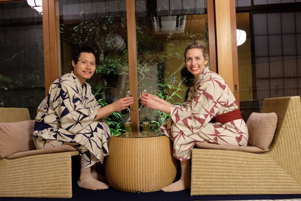 In-Room Yukatas