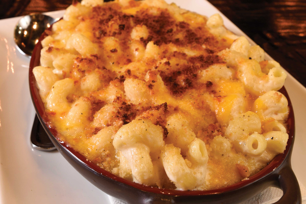 Smoked Mac'N'Cheese