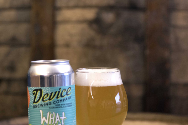"Device Brewing Company ""What the Haze?!"""