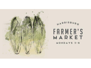 Harrisburg Farmers Market 2018 - start Jun 04 2018 0300PM