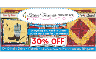 Silver 20threads 20quilt 20  20gift 20shop 20  20vc 20  20june july 202018