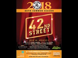 42nd Street - start Jul 18 2018 0200PM