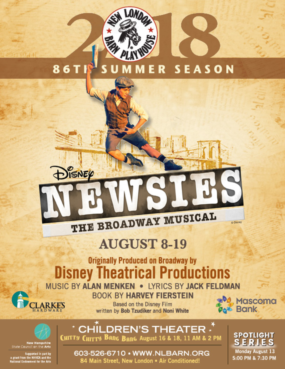 Newsies 20digital