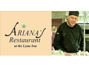 Summer Dining with Chef Martin From Arianas Kitchen at the Lyme Inn - start Jul 25 2018 0530PM