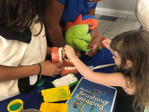 Brightening Smiles - Aspiring Students Find Their Paths To Successful Dental Careers at Florida SouthWestern State - Jun 25 2018 0800AM