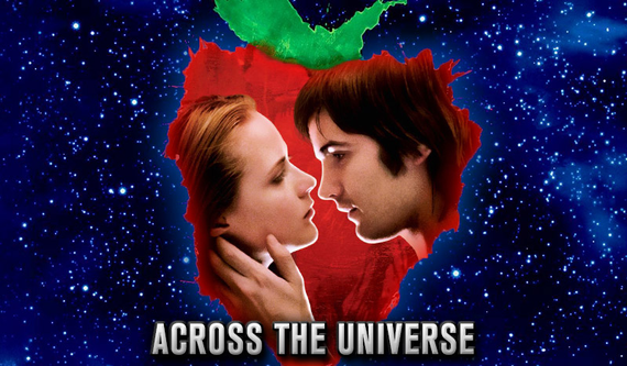 Across the universe 4k uhd main