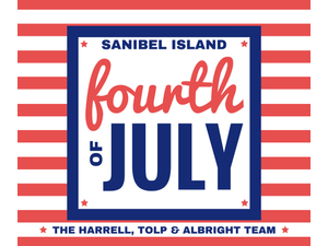 Sanibel 4th of July Parade - start Jul 04 2018 0700AM