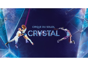 Cirque du Soleils First Ever On Ice Production CRYSTAL - start Jul 12 2018 0730PM