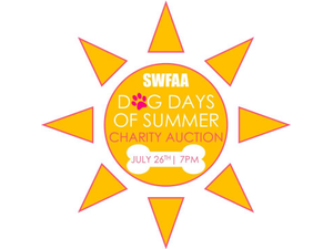 SWFAA Dog Days of Summer Charity Auction - start Jul 26 2018 0700PM