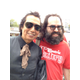 Andrew Miller right with Alejandro Escovedo Hes a performer a storyteller and surrounds himself with some of the best musicians in the world Miller says