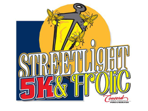 Streetlight 5K and Frolic - start Jul 13 2018 0600PM