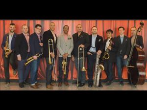 Uptown Jazz Tentet - start Aug 24 2018 0730PM