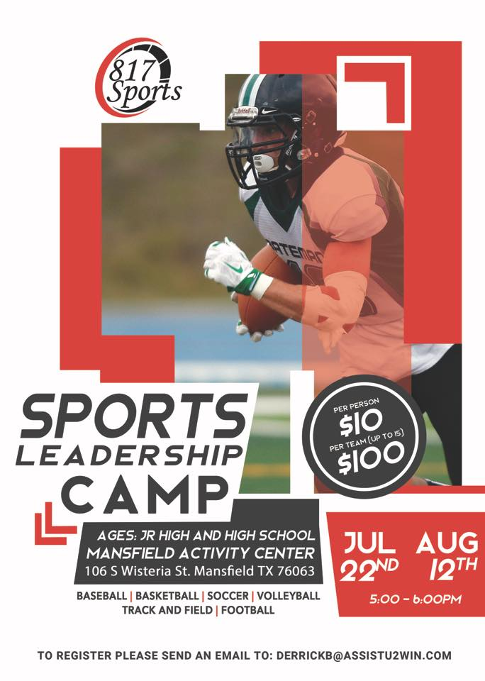 Sportsleadershipcamp