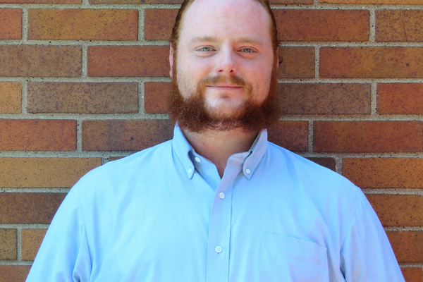 Justin Busch, instructional technologist for CCAC's Online Learning programs