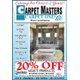 Save 20 Off on Select Products with Carpet Masters Carpet One in Victoria - Jul 07 2017 0944PM
