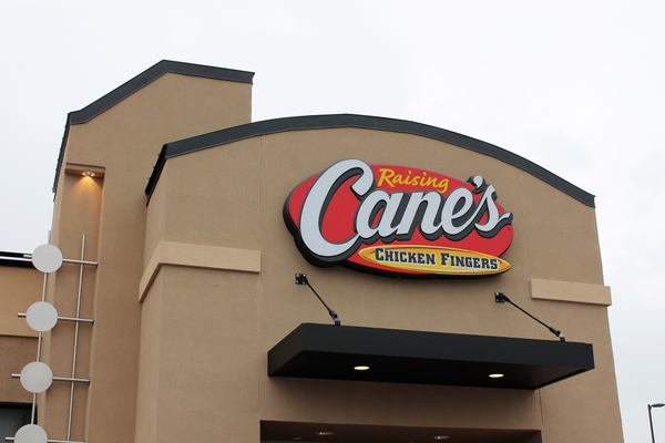Raising Cane's Maple Grove (photos by Maple Grove Voice)