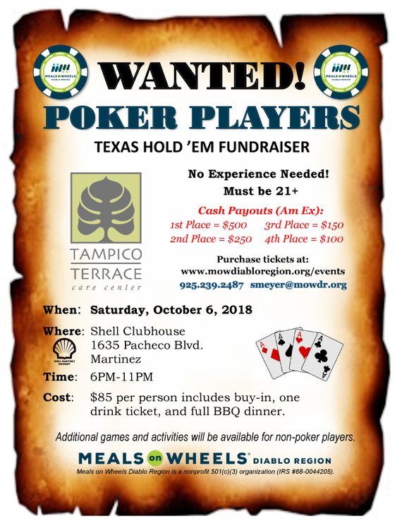 Poker 20tournament 20flyer 202018