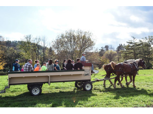 Autumn Wagon Ride Weekend - start Oct 13 2018 1000AM
