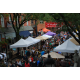 On Saturday afternoon the streets were packed for the annual Mushroom Festival in Kennett Square