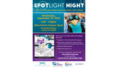 Flcspotlightnight flyer