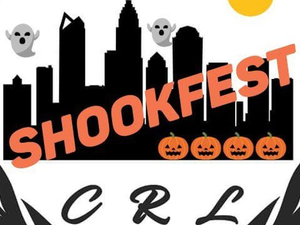 Charlotte Racing League presents Shookfest - start Oct 27 2018 1200PM