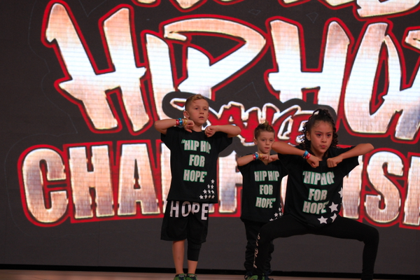 Lil Phunk won the Junior Division National Hip Hop Dance Championship.