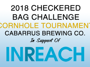 CHECKERED BAG CHALLENGE CORNHOLE TOURNAMENT - start Oct 20 2018 1200PM