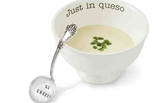 """Just in Queso"" Dip Set"