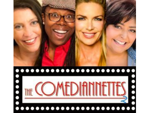 The Comediannettes - start Oct 27 2018 0800PM
