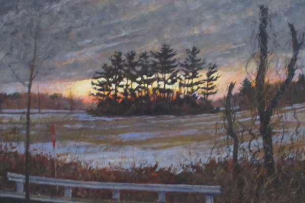 'Sunset From Superfresh' by John Suplee.