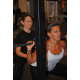 Lauren Giannini works out at Tonicity Fit while owner and trainer Sarah Ostroski offers encouragement