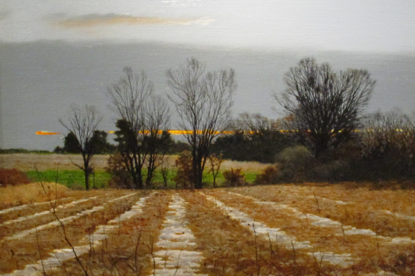'Ice In The Furrows'