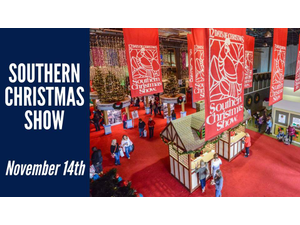 Southern Christmas Show - start Nov 08 2018 0900AM