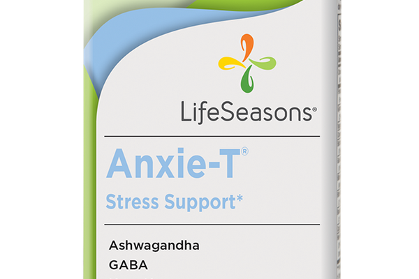LifeSeasons Anxie-T Stress Support Supplement