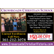 5000 Off the Registration Fee at Crossroads Christian School in Victoria